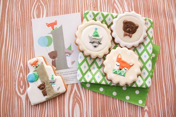 Woodland Wonder Party / Jessie Senese // Shop Sweet Lulu