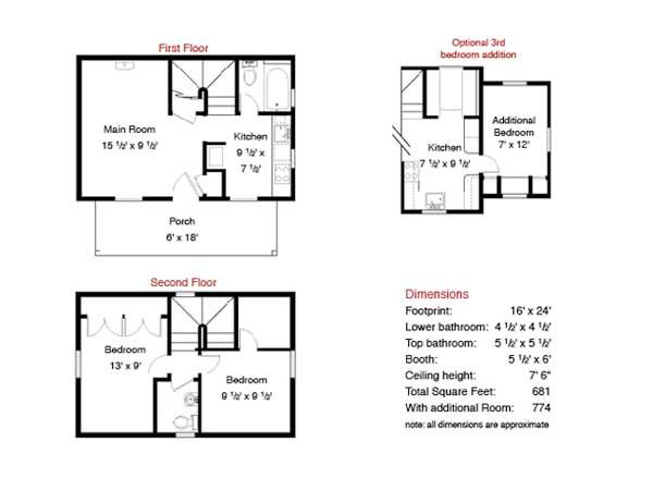 Tiny Home Designs: Tumbleweed Tiny House Company. 1st