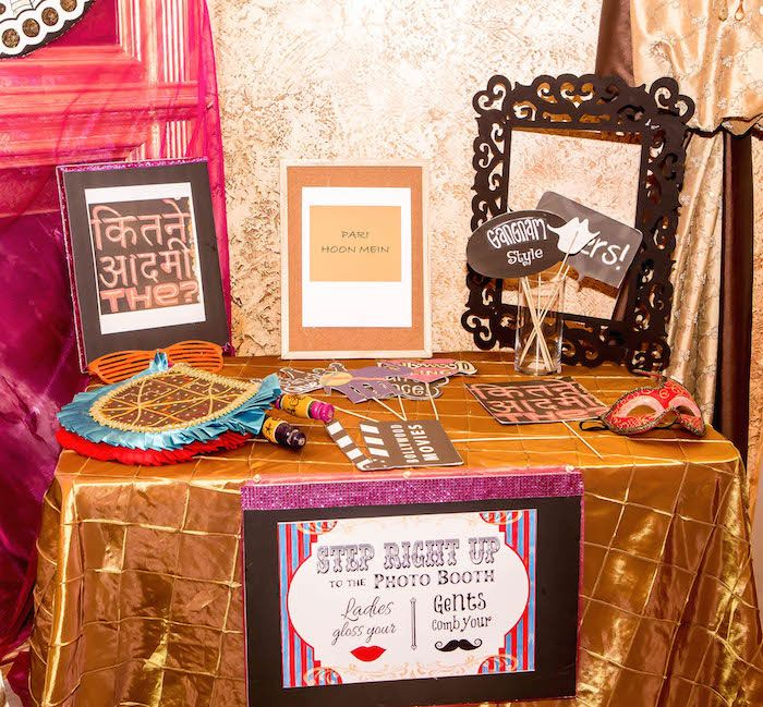 Royal Bollywood Themed 18th Birthday Party Via Kara S Ideas Karaspartyideas Royalbollywoodparty