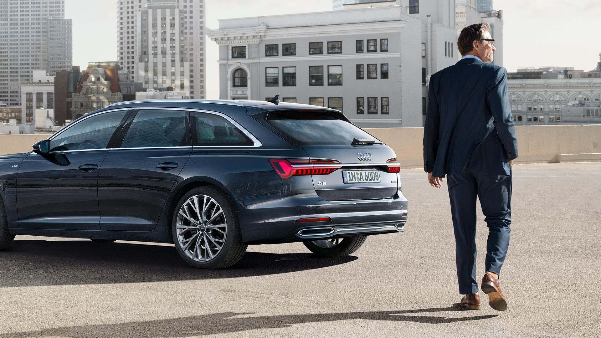 A6 Avant 2020 A6 Audi Deutschland