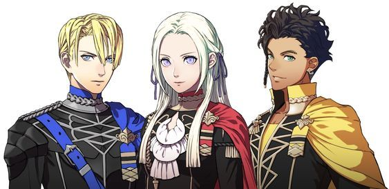 Free Download Fire Emblem Three Houses HD Wallpaper Fire
