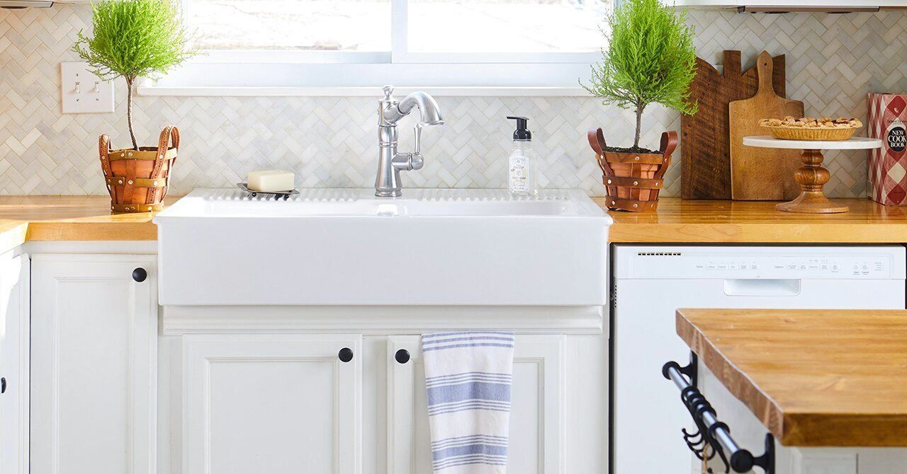The Best Way to Clean Kitchen Sinks and Drains 1000 in
