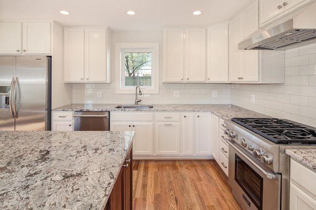 Best White Subway Tile Backsplash White Cabinets Stainless 640 x 480
