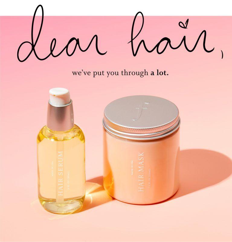 F Y I Beauty Skin Care Routine Personalized Shampoo Custom Shampoo