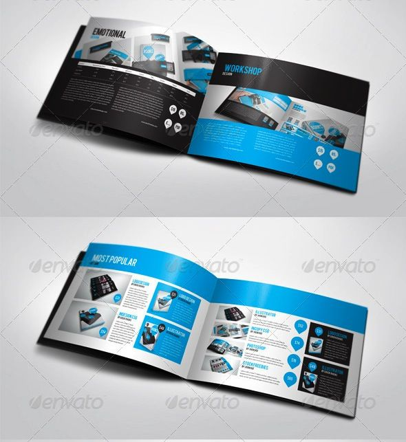 Cool Product Brochures   Graphic Design    Product