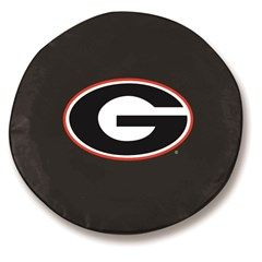 University Of Georgia Tire Cover Jeep Tire Cover Georgia Bulldogs Wheel Cover