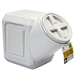 Vittles Vault Stackable Container Holds 40 Lbs Q Amazon Co Uk