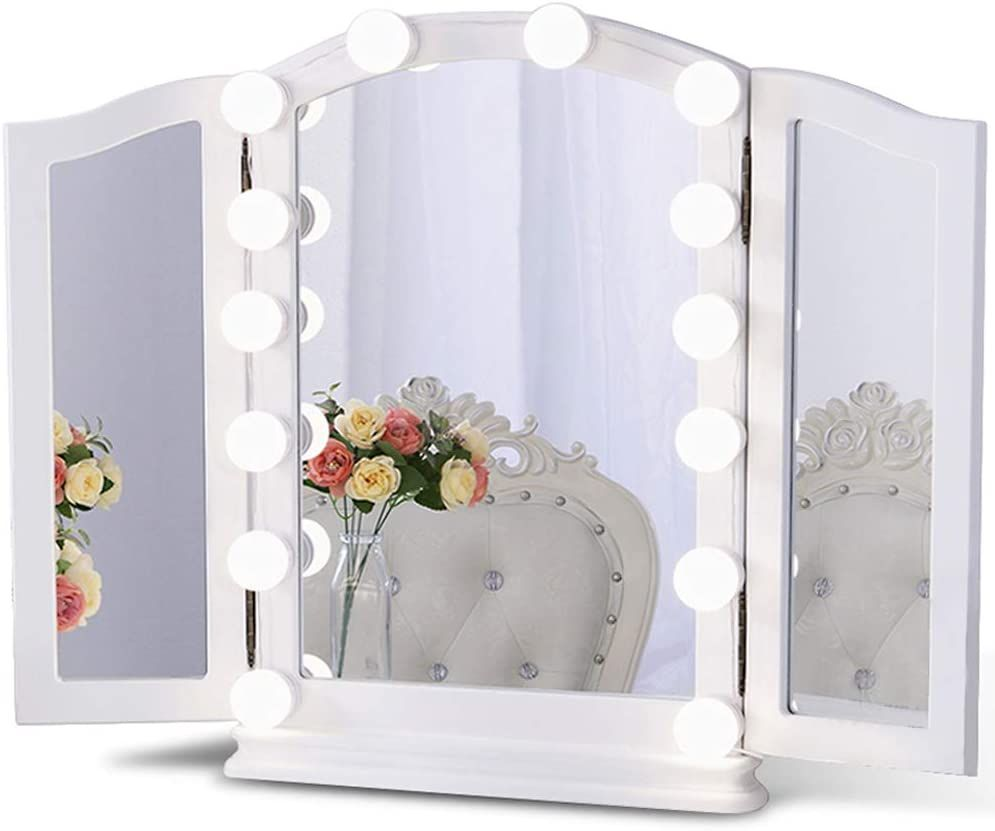 chende hollywood led vanity mirror lights kit with