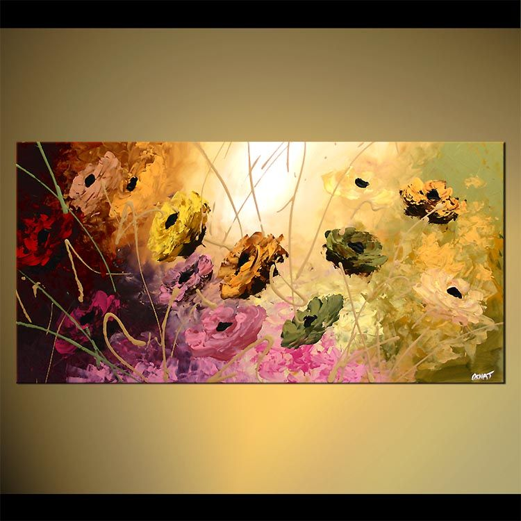 Abstract art by Osnat Tzadok | Art | Pinterest | Paintings and ...