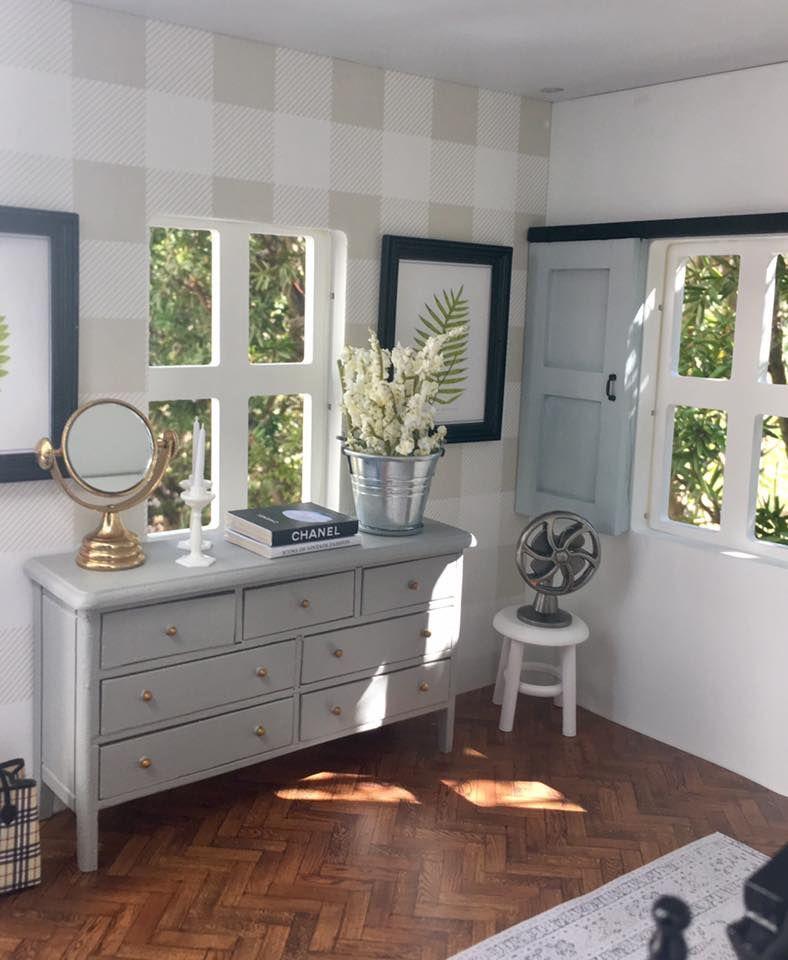Dollhouse Miniatures Texas: 'Fixer Upper' Fan Creates Magnolia-themed Dollhouse From