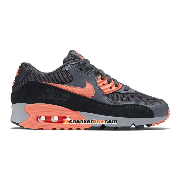 nike air max 90 ltr gs femme baskets