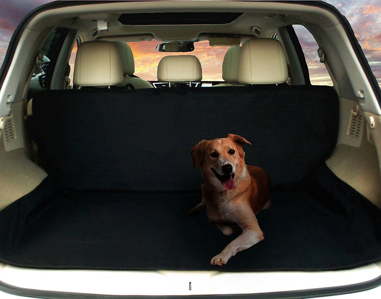 Deluxe SUV Cargo Liner For Pets Waterproof, Nonslip