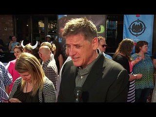 How to Train Your Dragon 2: Craig Ferguson Premiere Interview --  -- http://www.movieweb.com/movie/how-to-train-your-dragon-2/craig-ferguson-premiere-interview