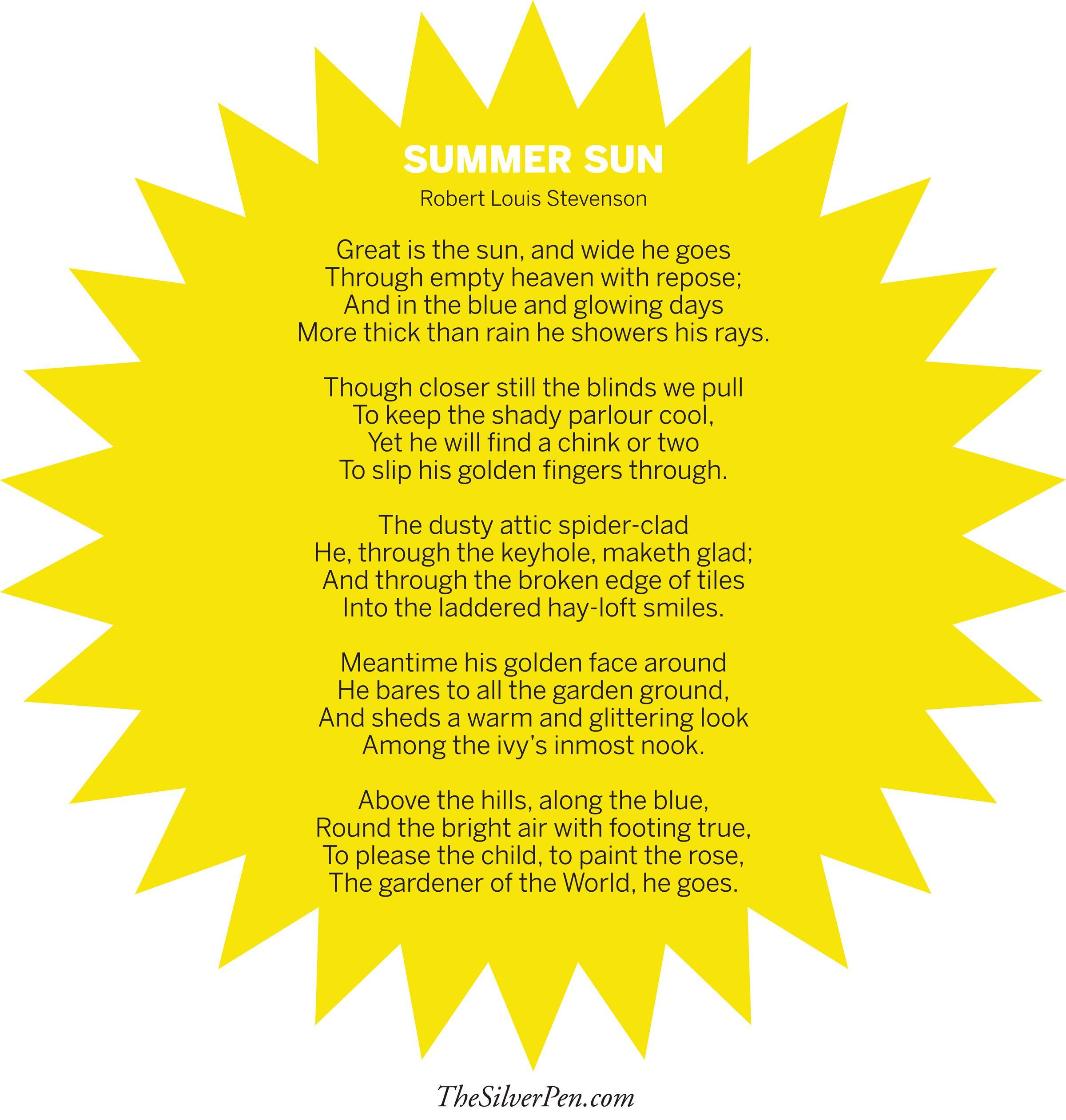 I Love Summer Sun Svg Cut File - Transparent Black Sun Png