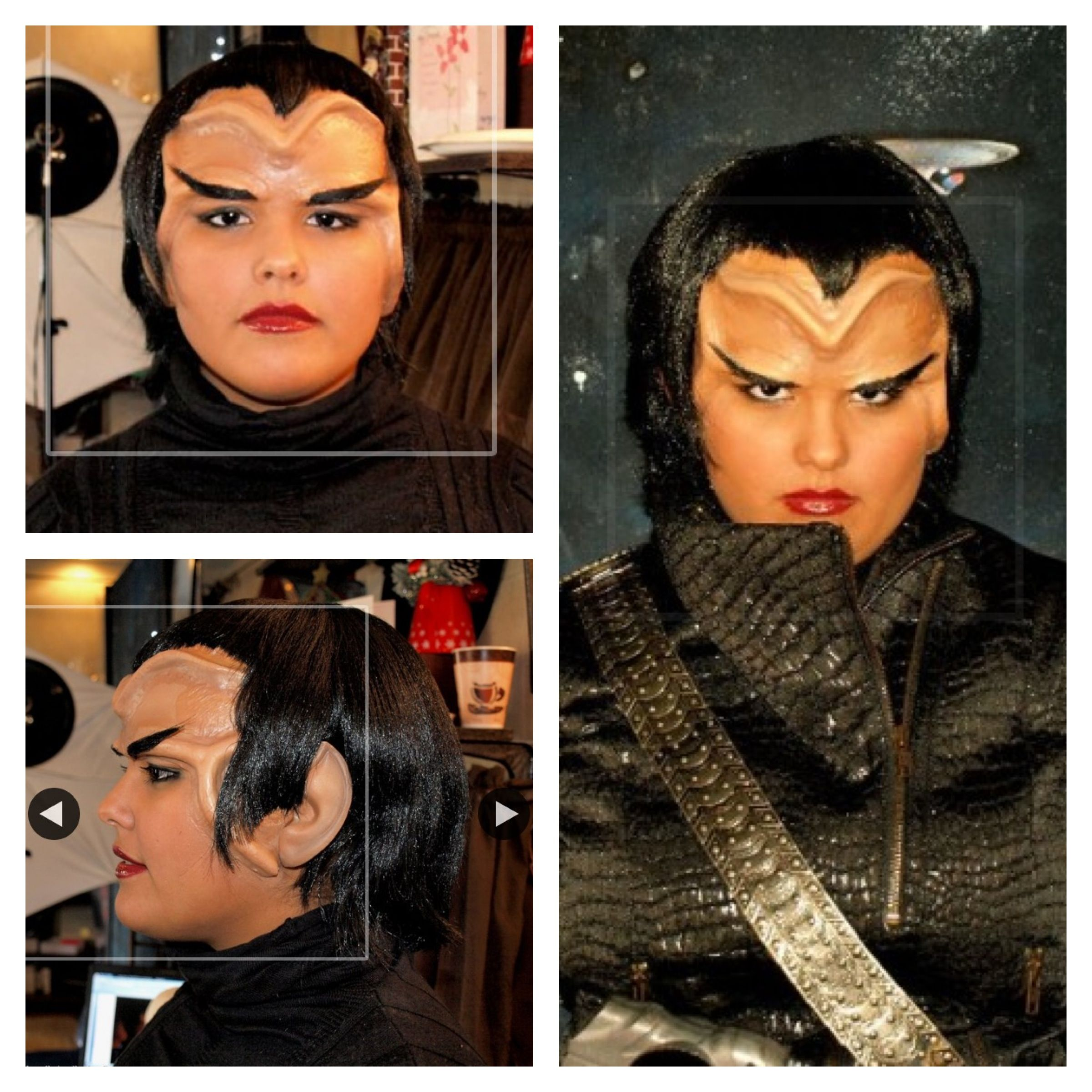 If you want to be it...we can make it happen at Luna Designs Studio. Extreme Custom Costumes and makeup! Call today for your Free Consultation!