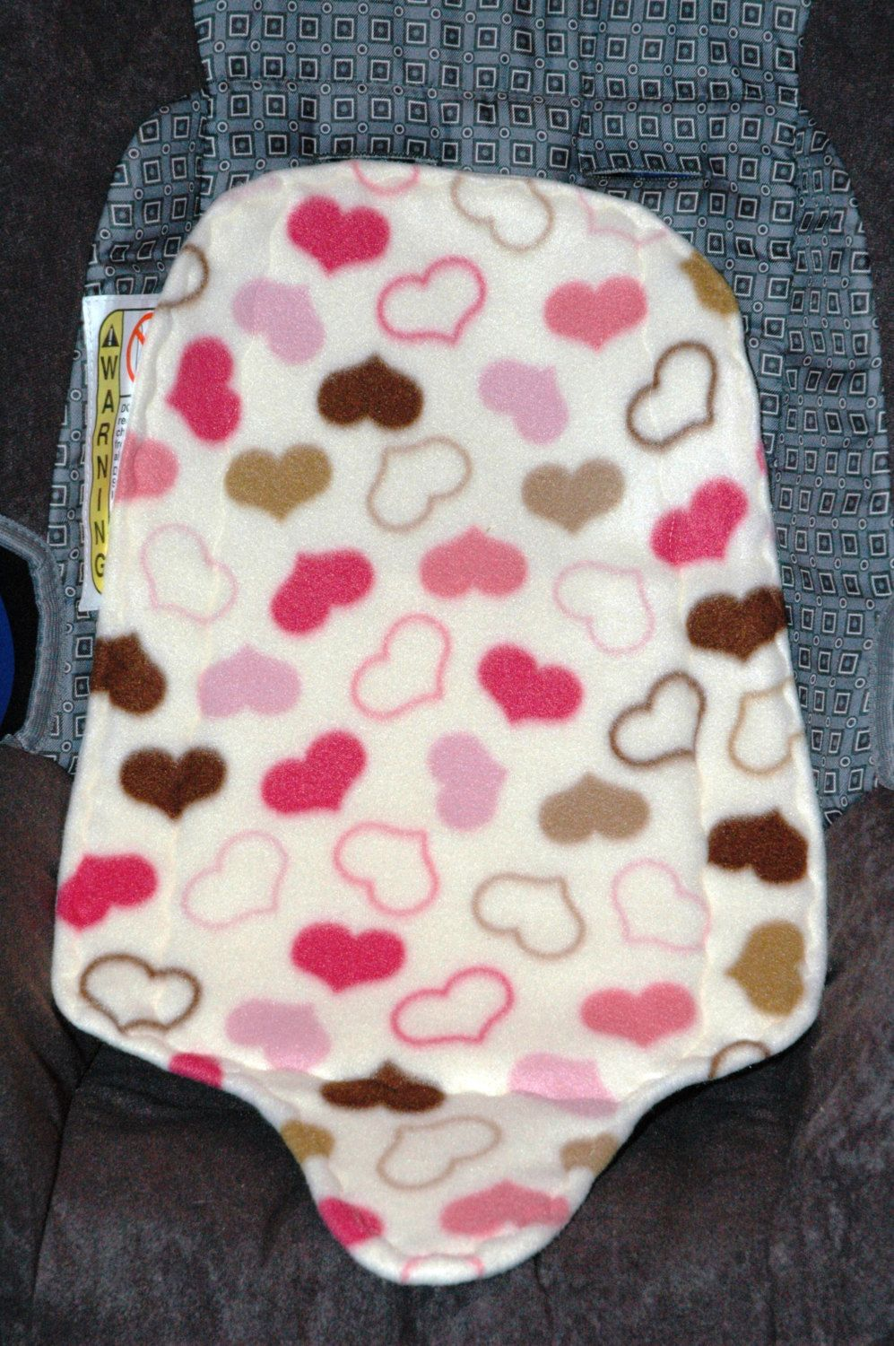 Car Seat Protector 12 X 20 Infant Liner Waterproof Pad Cover Highchair Swing By DreamersStudio On Etsy