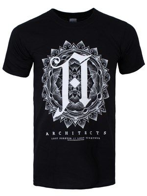 22332f3ee4d Architects  Official Band Merch - Buy Online at Grindstore.com  UK No 1 for Rock  Fashion and Merchandise