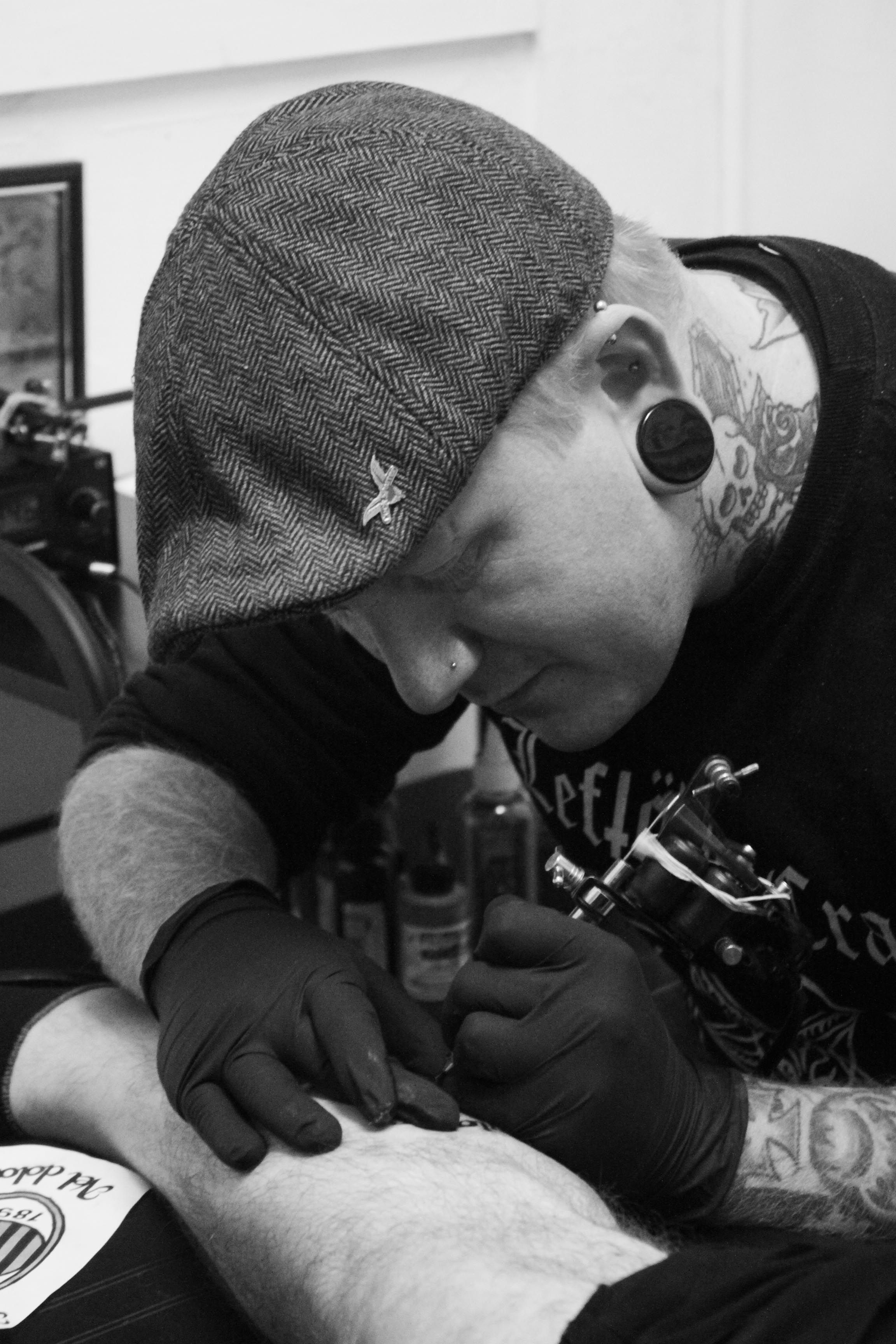 Brass Monkey Tattoo - Dudley | Show Me a Secret - IMAGES TAKEN BY ME ...