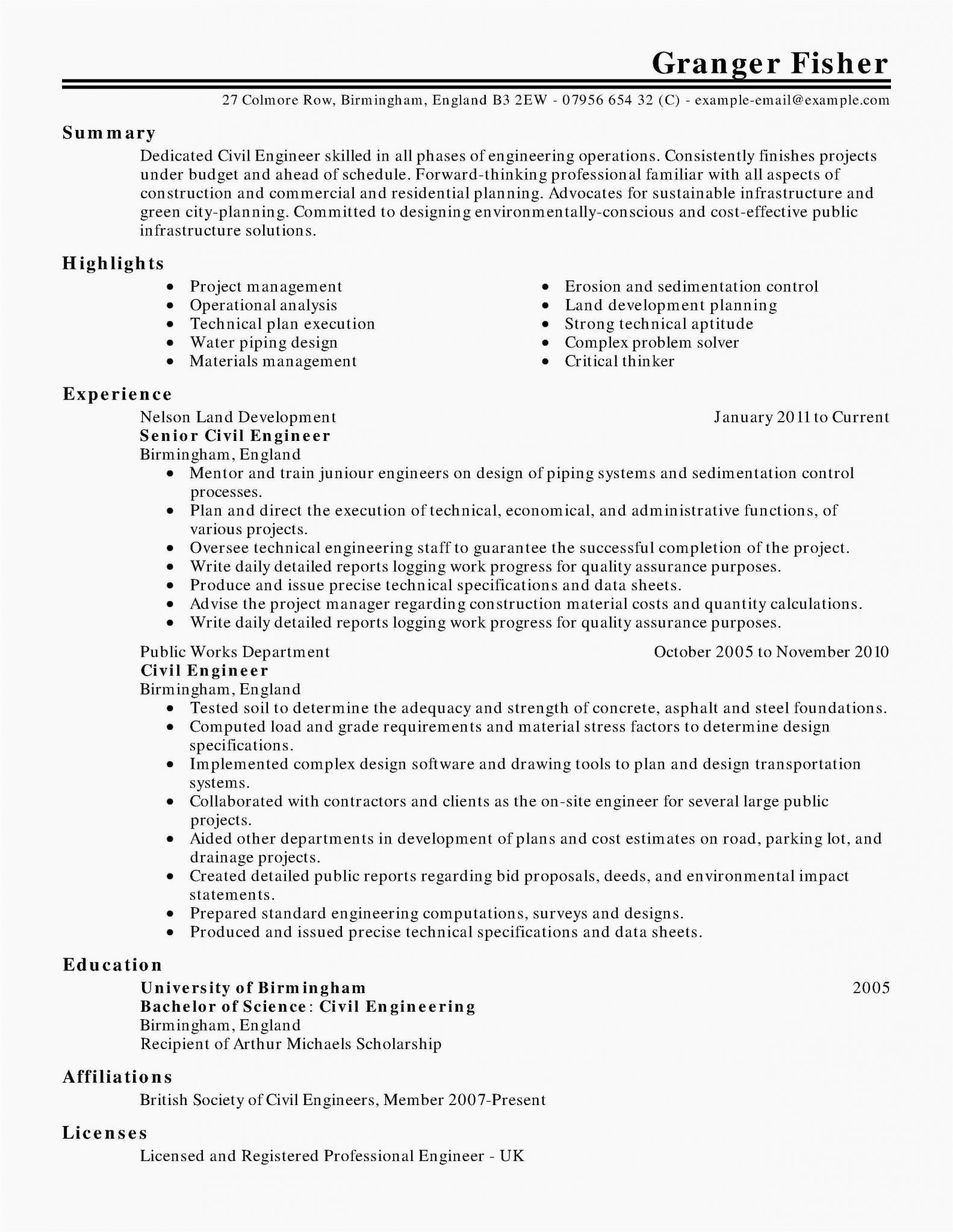 Marketing Personal Statement Example Resume Summary Cover Letter For How To Write A Cv