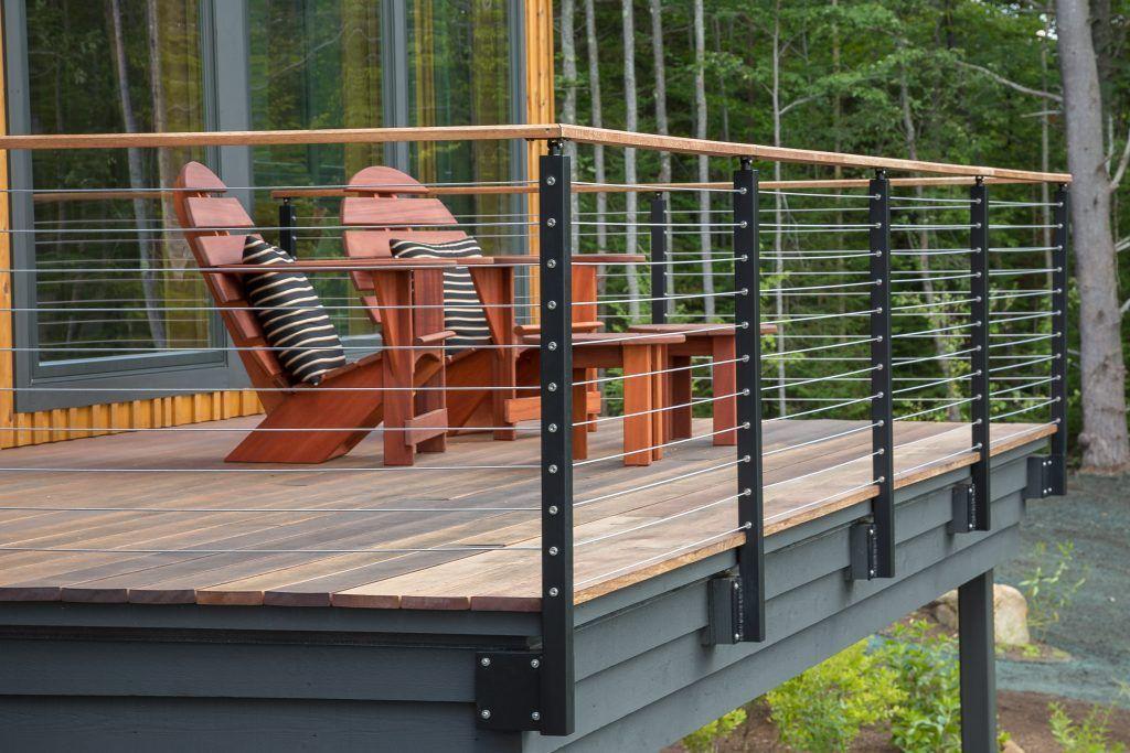 Best Project 246 Side Mount Cable Railing Deck Railings 400 x 300