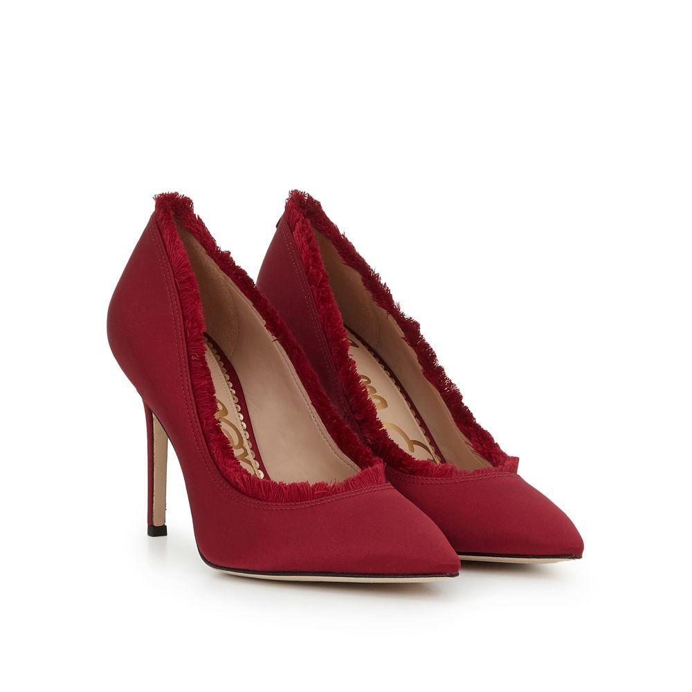 c4efe97f1 Halan Pointed Toe Heel. Pointed Toe HeelsFringe ...