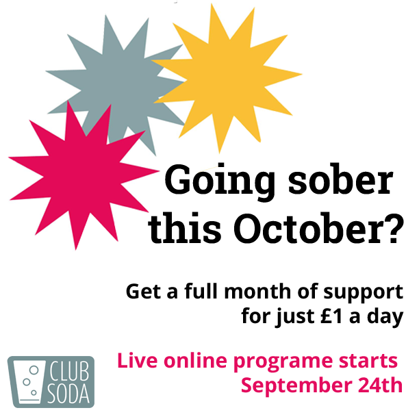Month off Booze online support course, approx £1 per day! #GoSober #GoSoberforOctober #sixpackchallenge #dryathlon #dryjuly #cleanliving #alcoholfree