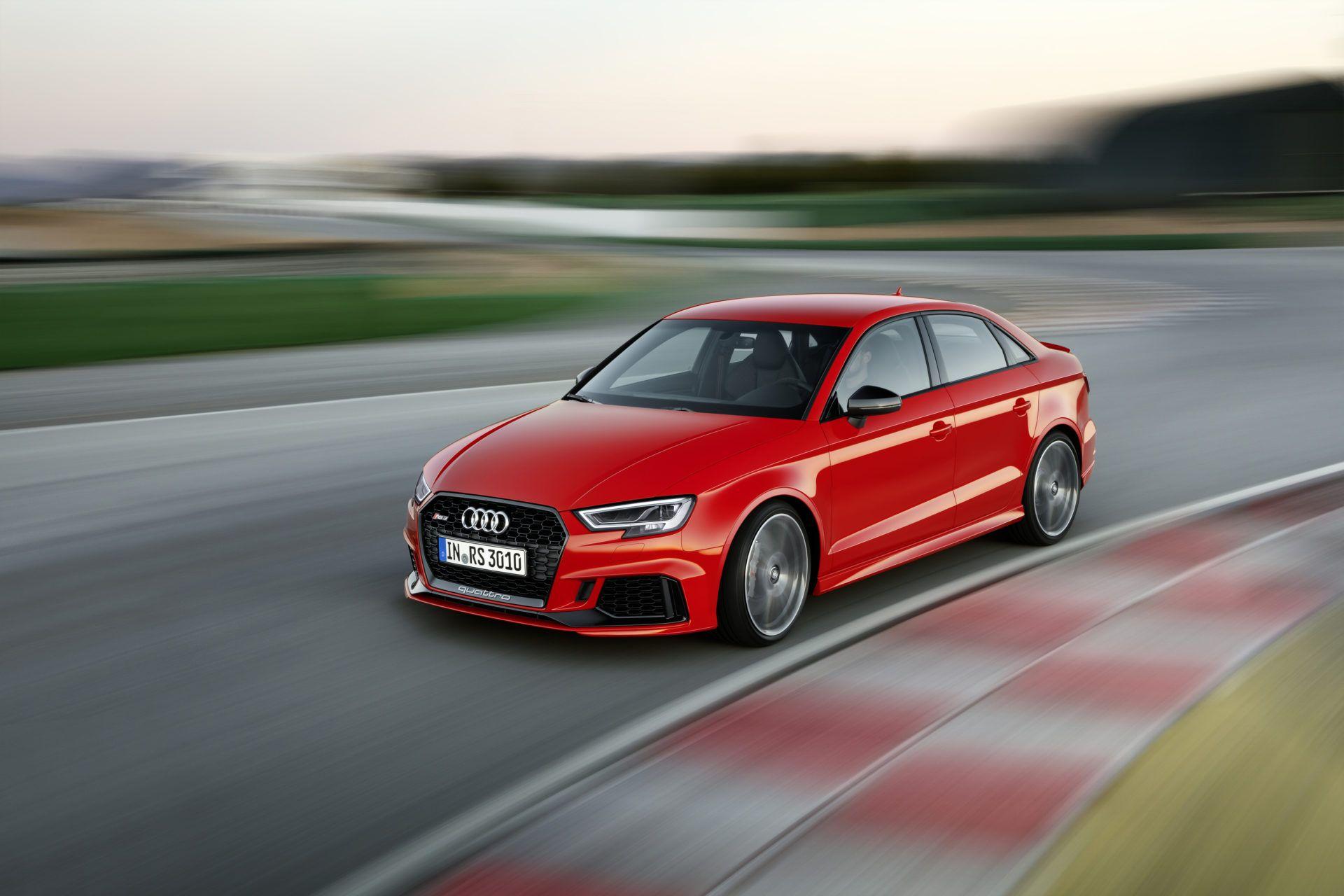 Audi RS Sedan Makes Car And Drivers Best List Httpwww - Audi sports car list
