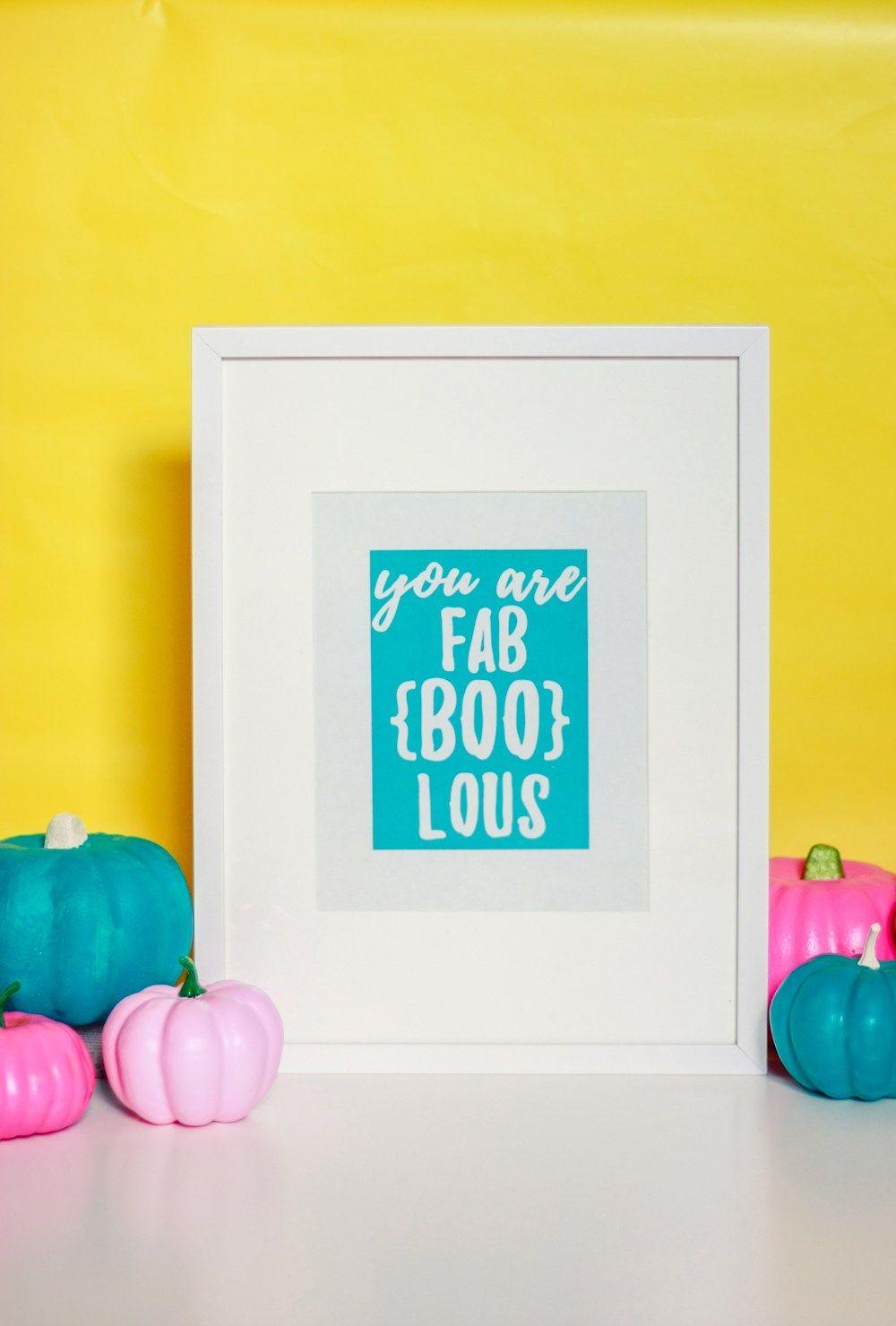Colorful Halloween - Punny Halloween Printables | Fall, Halloween ...
