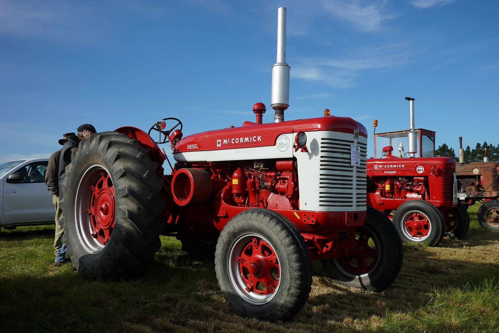 Mccormick Deering Super Wd 9 Specifications Farmall Tractors