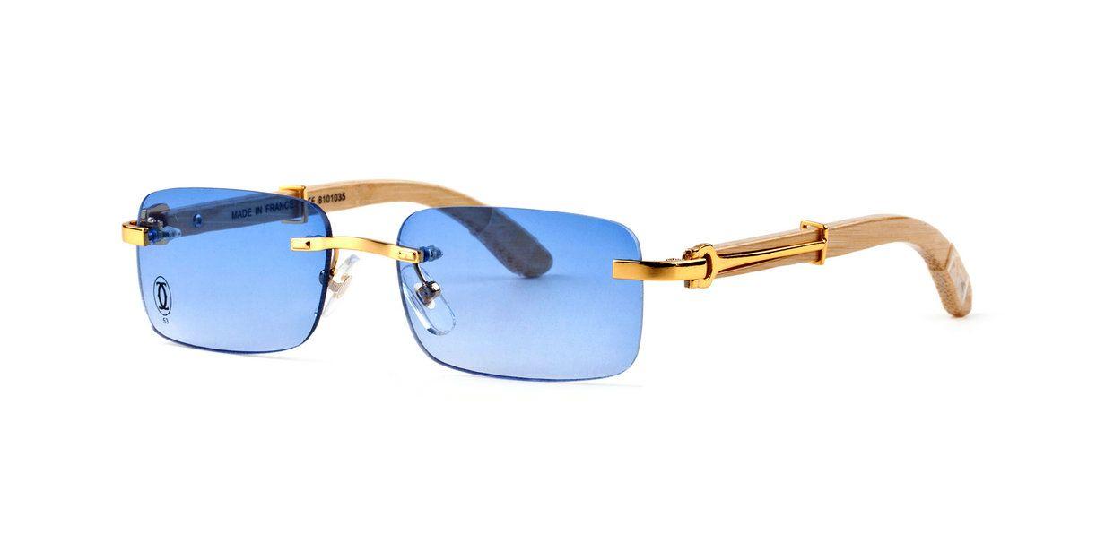 Cartier Opticals Glasses Frames Sunglasses Branding Wood Sunglasses Sunglasses