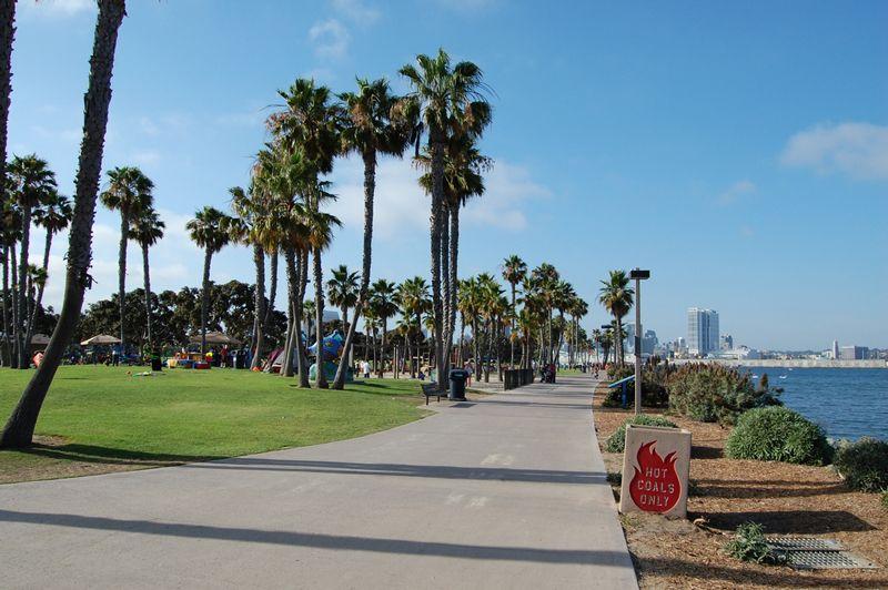 Coronado Tidelands Park Pictures Of San Diego California Coronado California Pet Friendly Beach Coronado