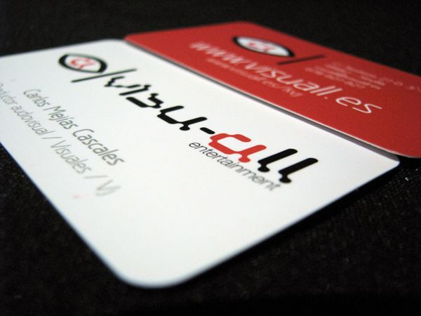 Bussines Card Visuall