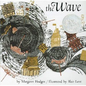 blair lent | ... Wave ( 1964 ) - Margaret Hodges (Author) & Blair Lent (Illustrator