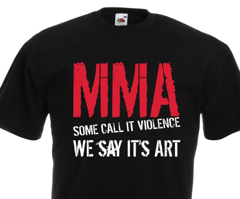 e6c452625b2 MMA GYM BODYBUILDING TRAINING MOTIVATION Mens T-Shirt BEST WORKOUT TOP  CLOTHING  Gildan