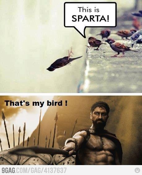 Spartaaaaaa