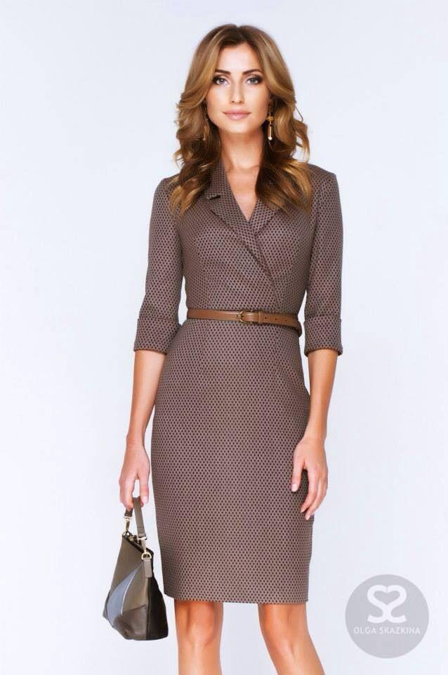нашей модели деловых платьев фото юбки блузки