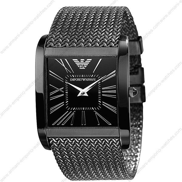 Armani Super Slim Mens Watches Ar2028 Emporio Armani Mens Watches Watches For Men Armani Men