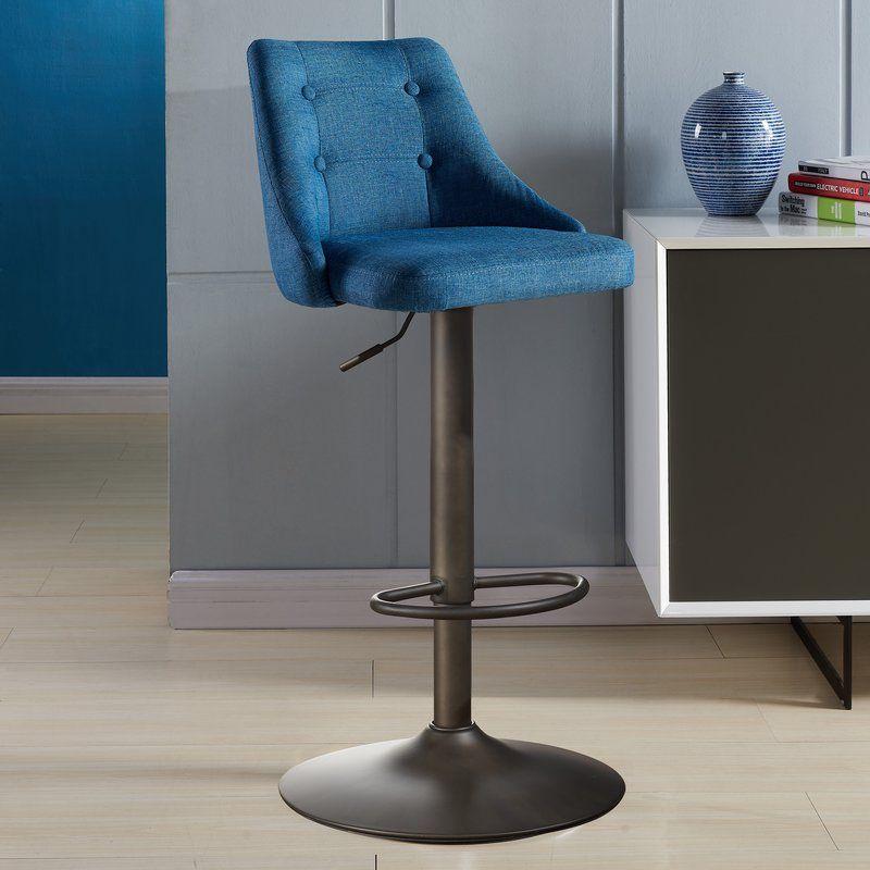 Incredible Judkins Adjustable Height Bar Stool East Lake Shore Ideas Ncnpc Chair Design For Home Ncnpcorg