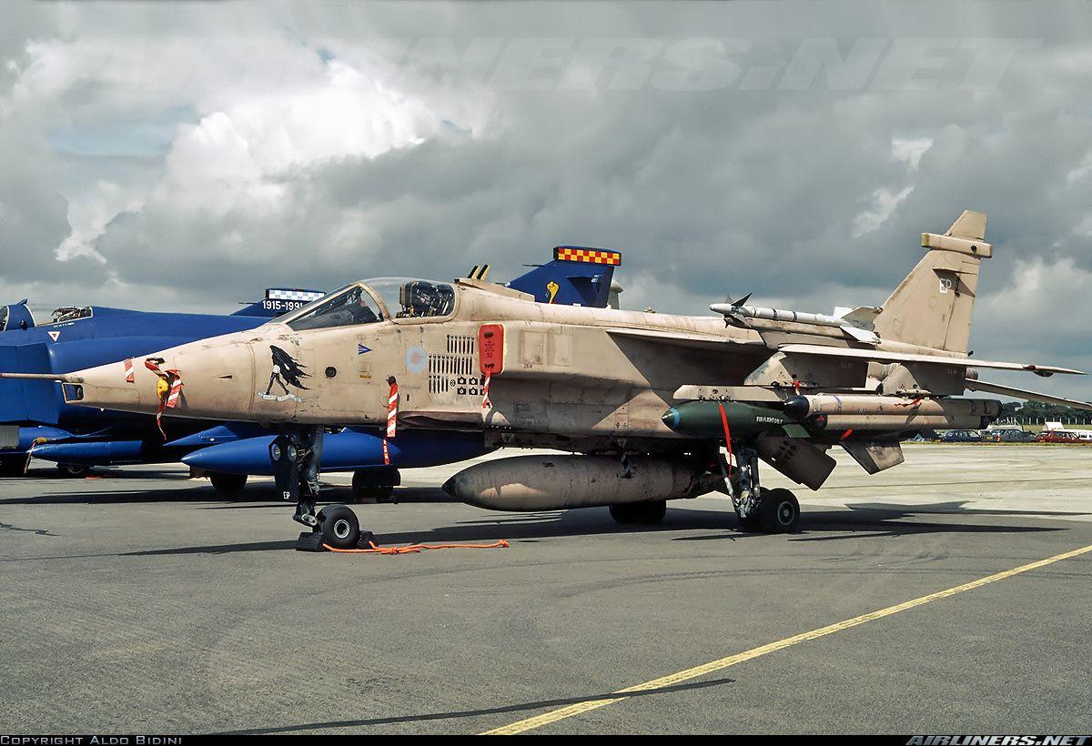 jaguar aircraft | Photos: Sepecat Jaguar GR1A Aircraft ...