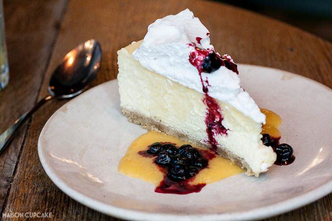Jamie Oliver New York Cheesecake Recipe: Lemon And Ginger Cheesecake Jamie Oliver