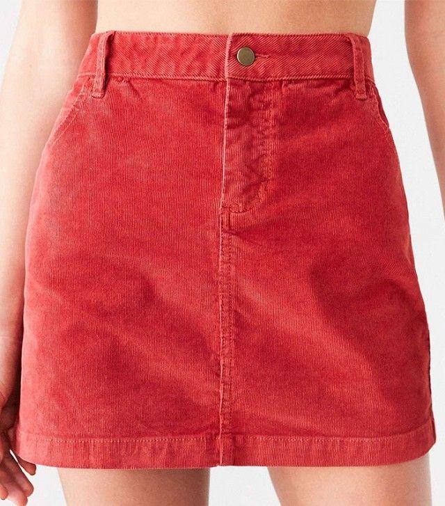 BDG Sybale Corduroy Mini Skirt