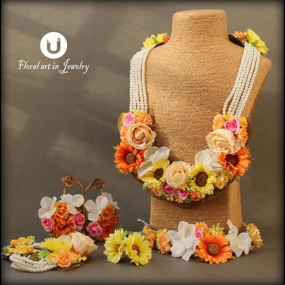 JewelleryForWedding Wedding flower jewelry, Flower