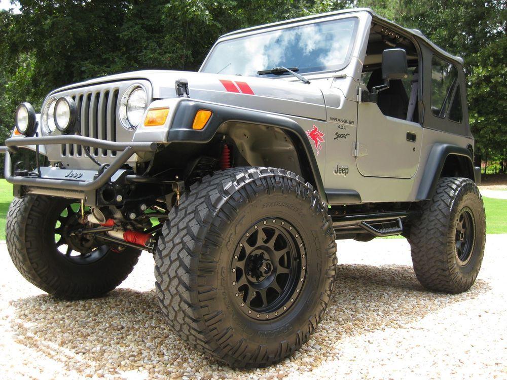 eBay: 2001 Jeep Wrangler 2001 Jeep Wrangler TJ #jeep