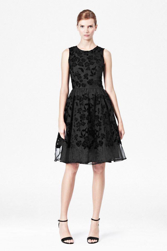 10 vestidos de fiesta cortos en negro: black is back!