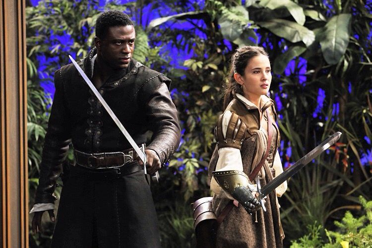 Lancelot And Guinevere Once Upon A Time Season 5 Episode 4 Once