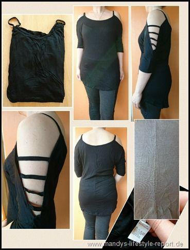Damen Shirt 3/4 Ärmel von MEXI - Kreiere Dein Leben-Mandys Lifestyle Report
