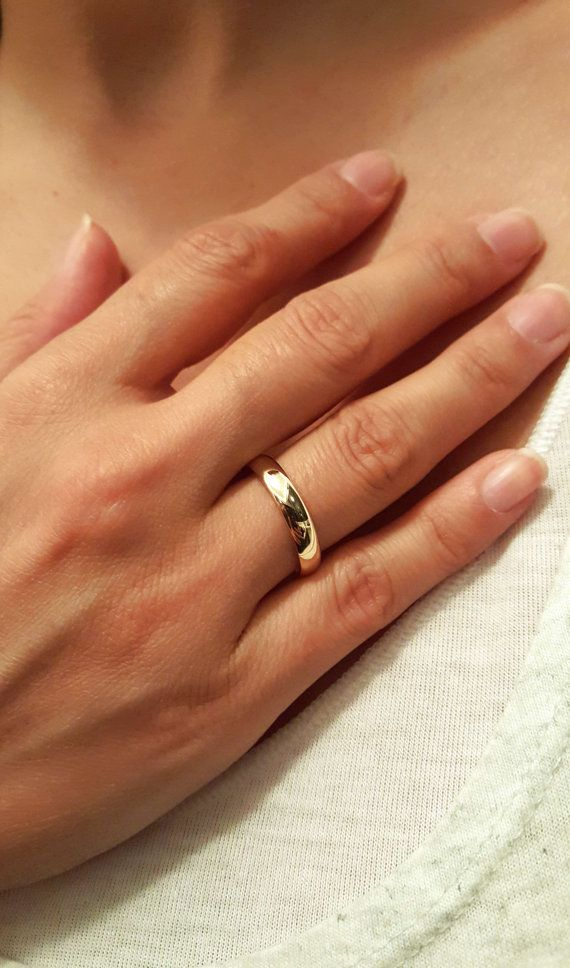14k Solid Gold Wedding Engagement Ring His And Hers Men Womens Matching