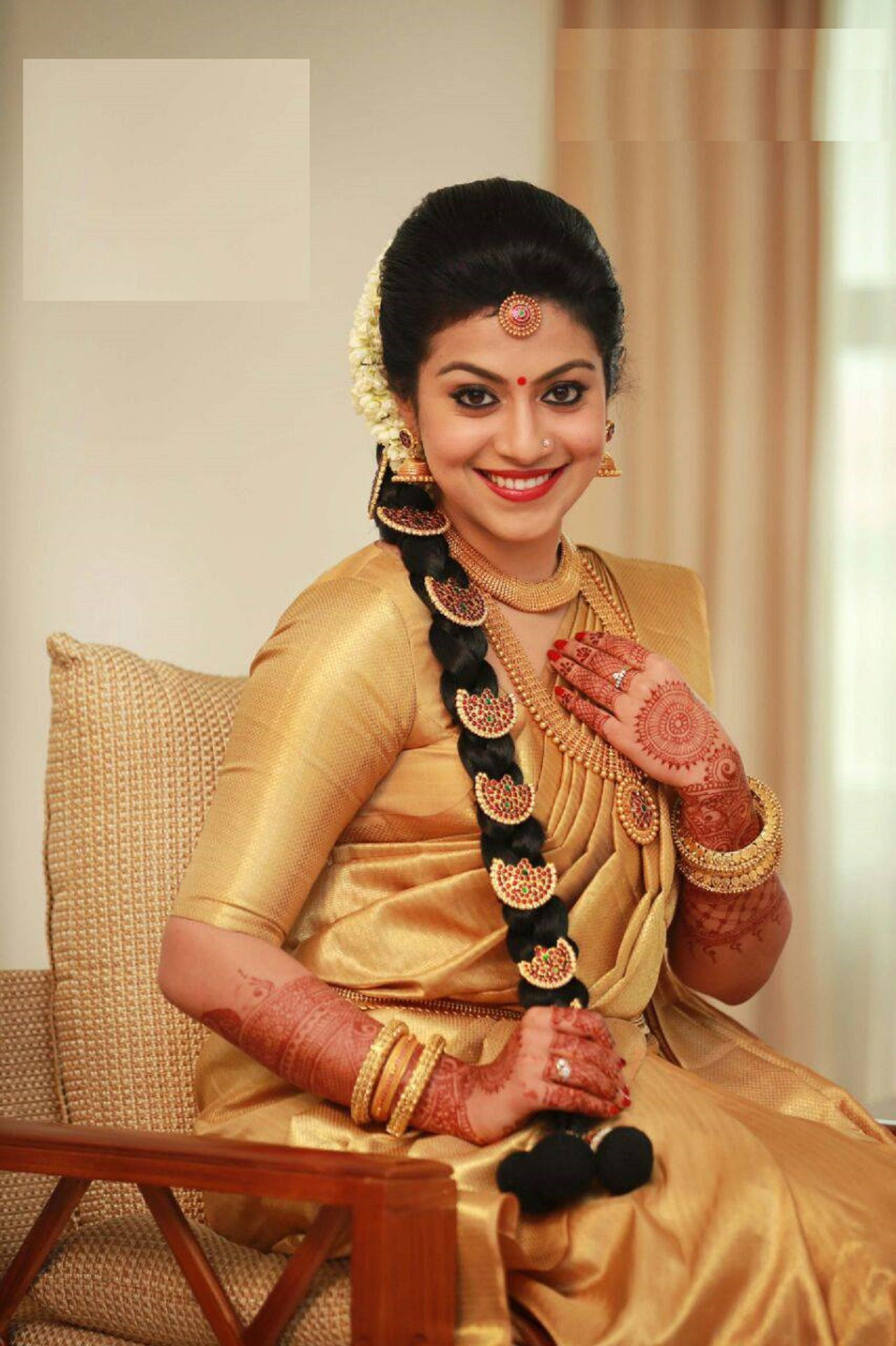 Pin By Priya Nair On Wedding Trend In 2019 Malayali Bride