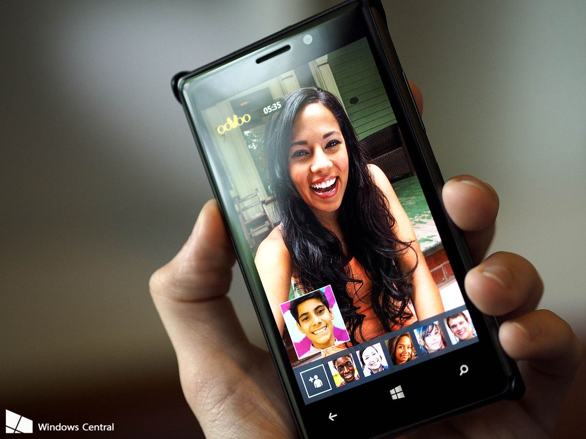 ooVoo social video chat app makes its Windows Phone debut | Dave