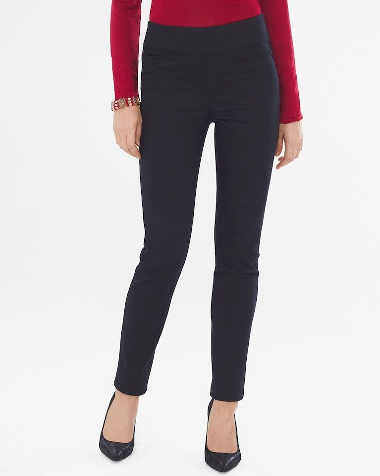 9c708dee7b69f3 Chico's Women's Pull-On Jeggings | Products | Jeggings, Skinny fit ...